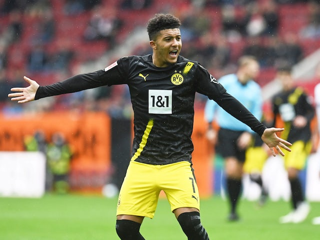 Jadon Sancho 'tells agent to secure Manchester United move'