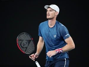 Jamie Murray dumped out of Australian Open by compatriot Joe Salisbury