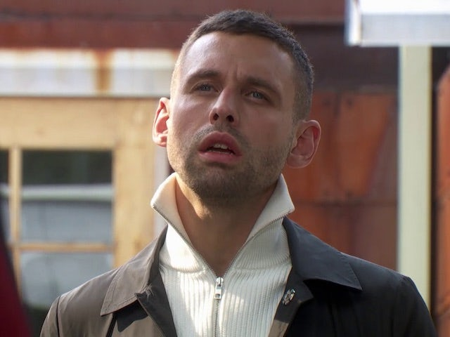 Victor on Hollyoaks on October 5, 2020