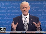 Jim Carrey as Joe Biden on SNL