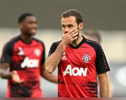 "Solskjaer ""not surprised"" by Juan Mata speculation"