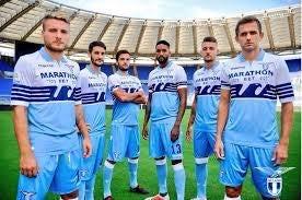 Lazio pulang