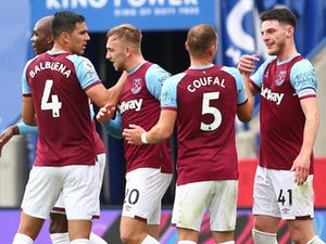 Leicester's perfect start brought to an end by impressive West Ham
