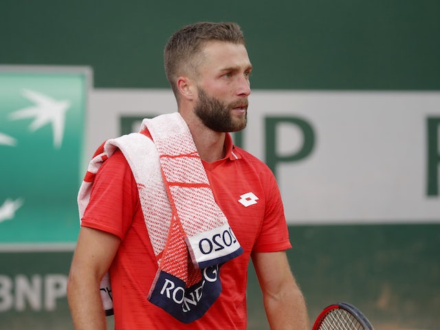 French Open: British woes continue as Liam Broady and Cameron Norrie crash out