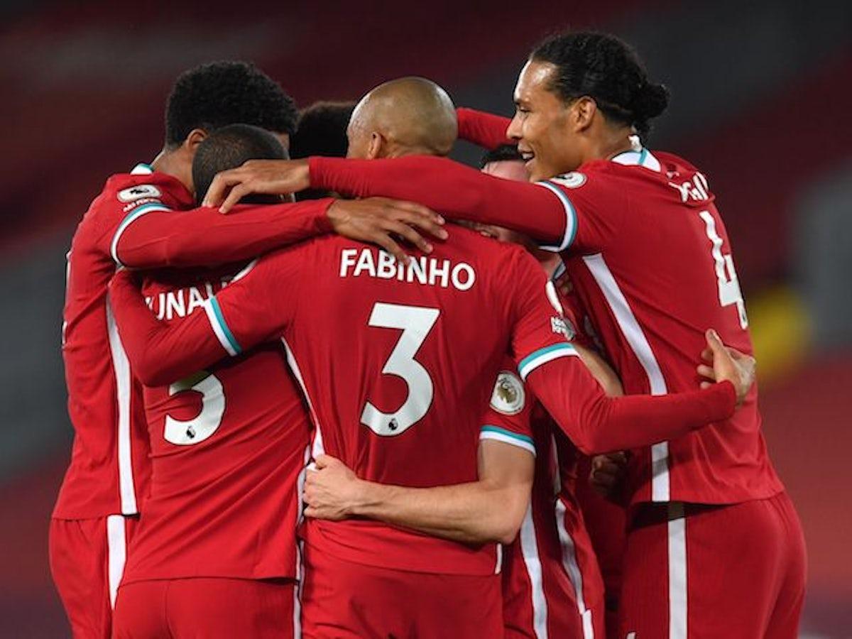 Preview Liverpool Vs Arsenal Prediction Team News Lineups Sports Mole