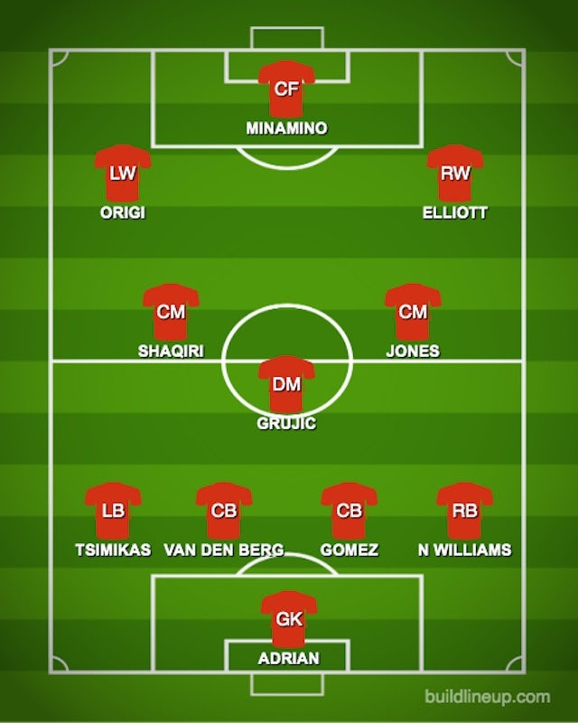Possible LIV XI vs. ARS