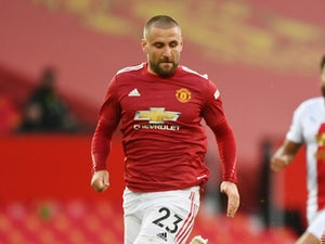 Luke Shaw keen to see youth given a chance for Manchester United in EFL Cup