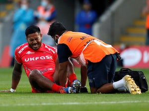 England's Manu Tuilagi forced to withdraw from training squad