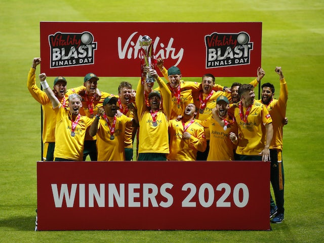 Ben Duckett delighted to seal T20 title for Nottinghamshire after 2019 heartache