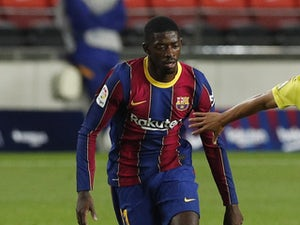 Barcelona open contract talks with Dembele?