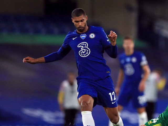 Frank Lampard confirms Ruben Loftus-Cheek could leave on loan