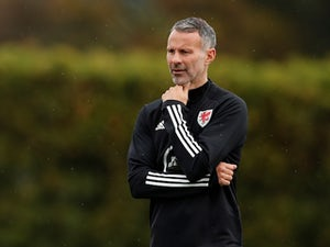 Wales boss Ryan Giggs happy with squad depth despite losing four players