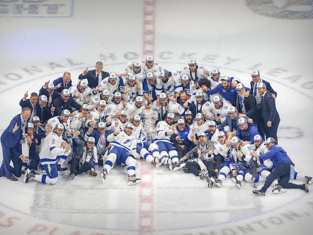 Result: Tampa Bay Lightning crowned NHL champions with Stanley Cup triumph