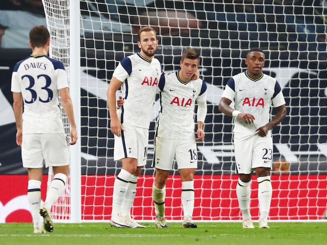 Europa League roundup: Tottenham, Celtic, Rangers and Dundalk advance to group stage