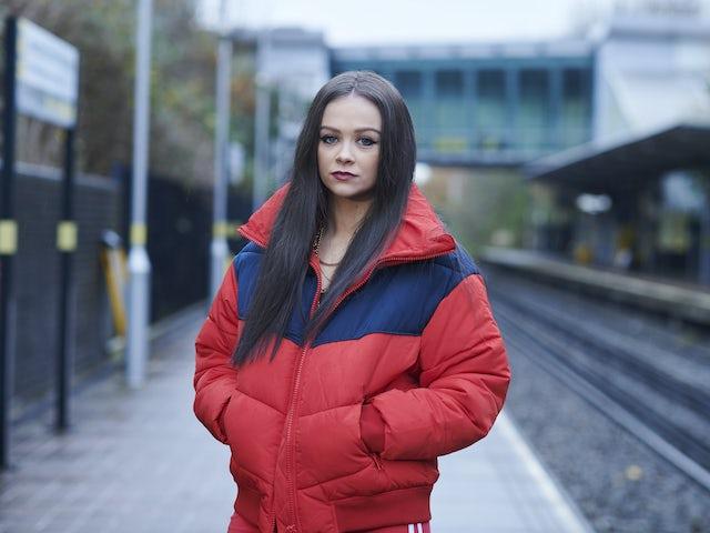 Juliet on Hollyoaks on October 8, 2020