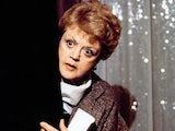 Angela Lansbury in her Jessica Fletcher Murder, She Wrote pomp