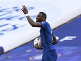 Chelsea defender Antonio Rudiger pictured in July 2020