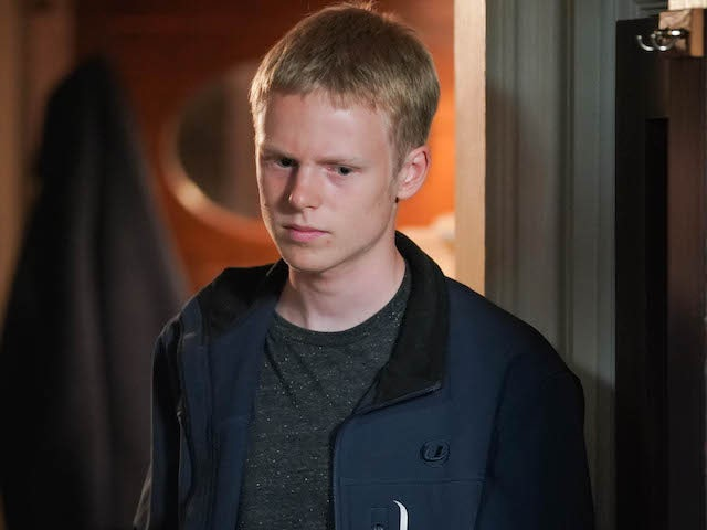 Bobby on EastEnders on October 19, 2020