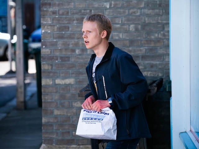 Bobby on EastEnders on October 20, 2020