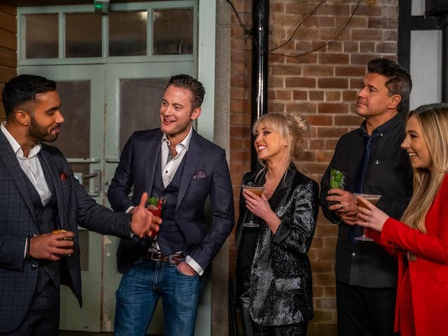 Hollyoaks stars to appear in Come Dine With Me specials
