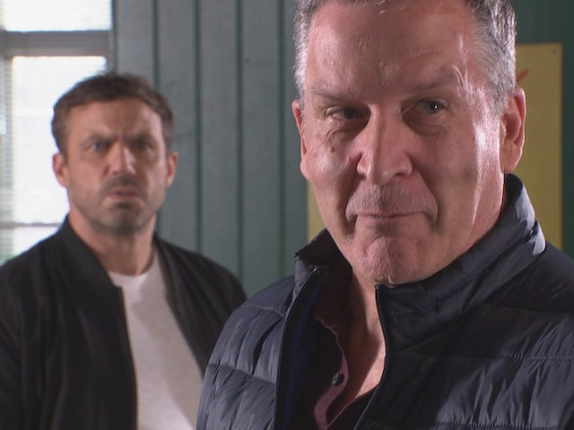 Cormac on Hollyoaks on October 12, 2020