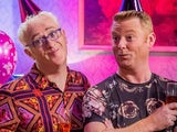 Dino and Rory on Mrs Brown's Boys