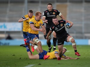 Exeter Chiefs thrash Bath to secure spot in Premiership final against Wasps