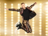 Hamish Gaman for Dancing On Ice