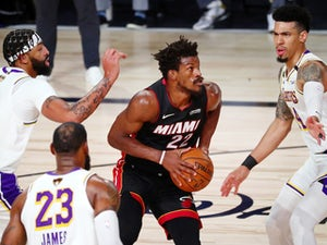 Jimmy Butler stars as Miami Heat reduce Finals deficit against LA Lakers