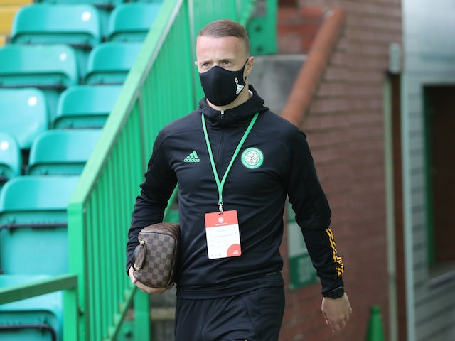 Callum McGregor talks up Leigh Griffiths for Scotland