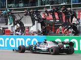 Lewis Hamilton wins the Eifel Grand Prix on October 11, 2020