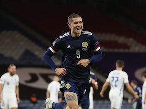 Lyndon Dykes nets winner as Scotland see off Slovakia in Nations League
