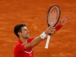 Sunday's sporting social: Trademark All Blacks try and Djokovic's street clinic