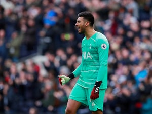 Liverpool 'not planning Paulo Gazzaniga bid'