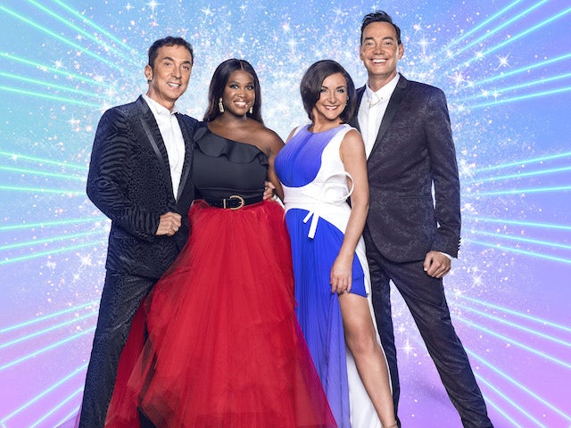 Strictly Come Dancing week one dances and songs revealed