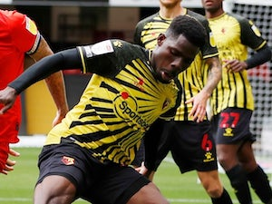 Watford's Tom Dele-Bashiru ruled out for six months by knee injury