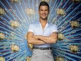Aljaz Skorjanec for Strictly Come Dancing 2020
