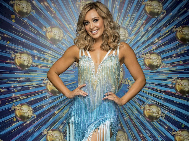 Amy Dowden for Strictly Come Dancing 2020