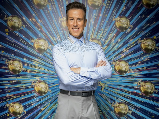 Anton Du Beke open to joining Strictly judging panel
