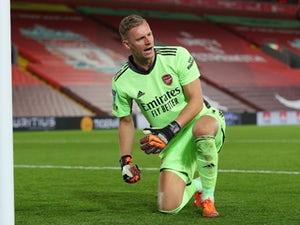 Bernd Leno: 'Arsenal must be in Europe next season'