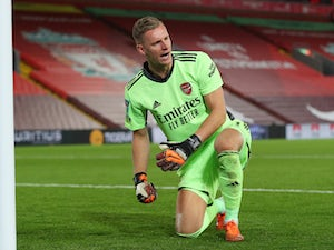 Bernd Leno 'among Arsenal players up for sale'