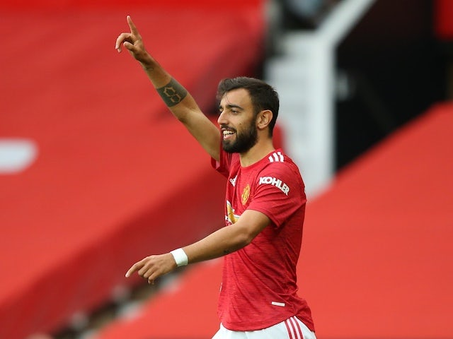 Real Madrid, Barcelona 'ready to battle for Bruno Fernandes'