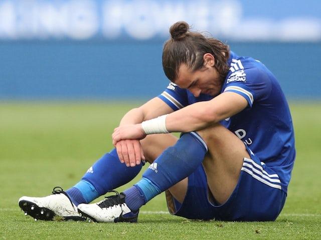 Leicester defender Caglar Soyuncu ruled out for