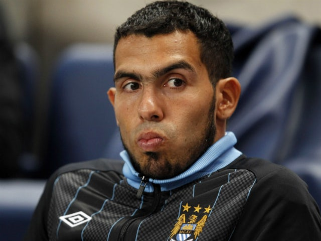 On This Day: Man City agree deal for Carlos Tevez