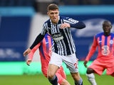 Dara O'Shea in Premier League action for West Bromwich Albion on September 26, 2020