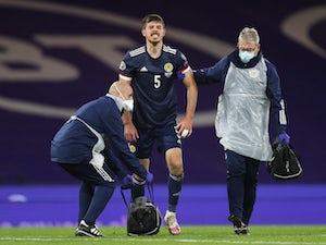 Aberdeen agree deal for Motherwell's Declan Gallagher