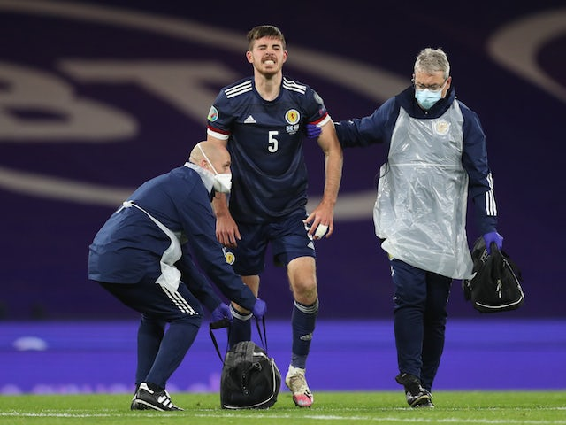 Tosh McKinlay: 'Declan Gallagher has nothing to fear with Scotland'