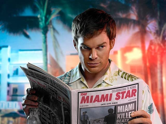 Dexter to return as 10-episode miniseries