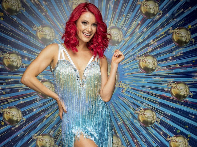 Dianne Buswell for Strictly Come Dancing 2020