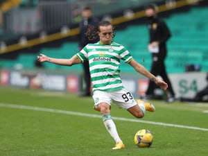Diego Laxalt rescues a point for Celtic at Hibernian